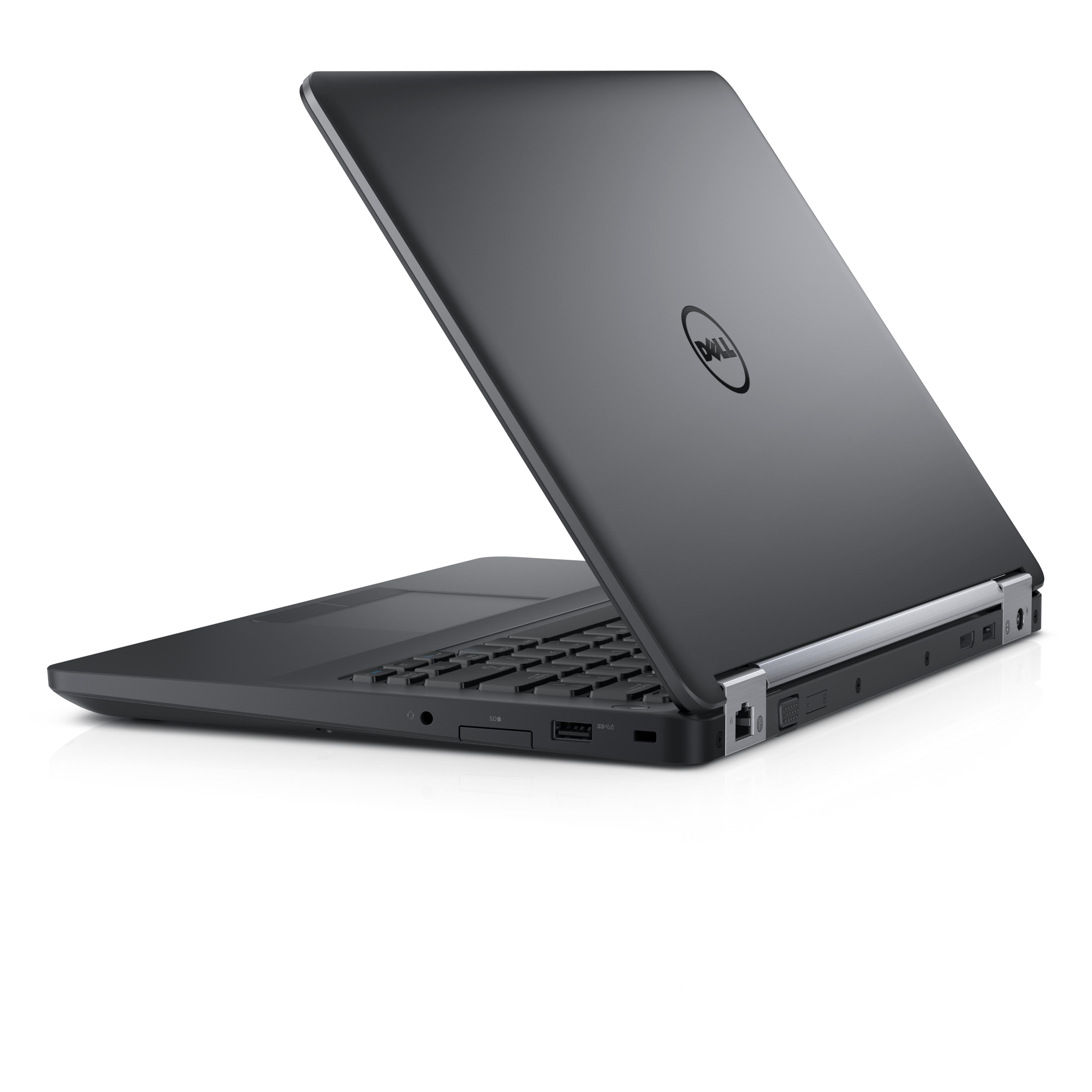 """DELL Latitude 14 2.6GHz i7-6600U 14"""" 1366 x 768Pixel Nero Computer portatile"""