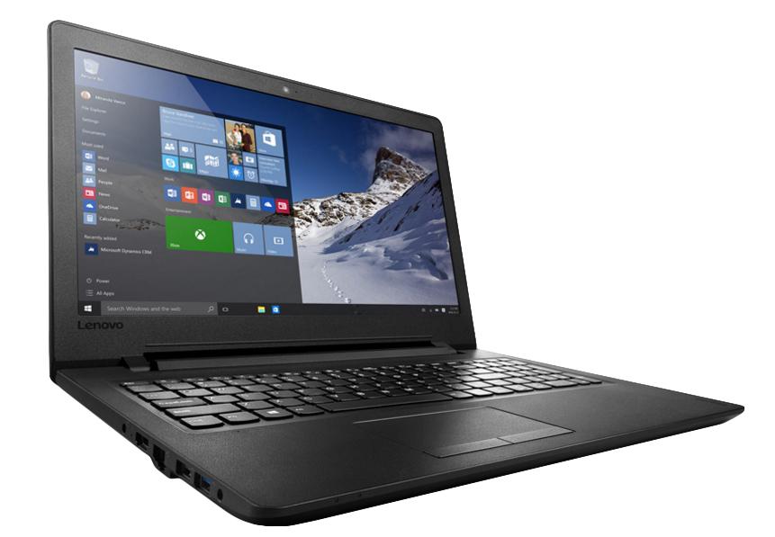 "Lenovo IdeaPad 110 15 2.3GHz i5-6200U 15.6"" Nero Computer portatile"