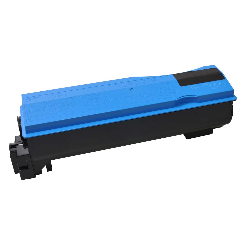 V7 Toner per selezionare la stampante Kyocera TK-560C