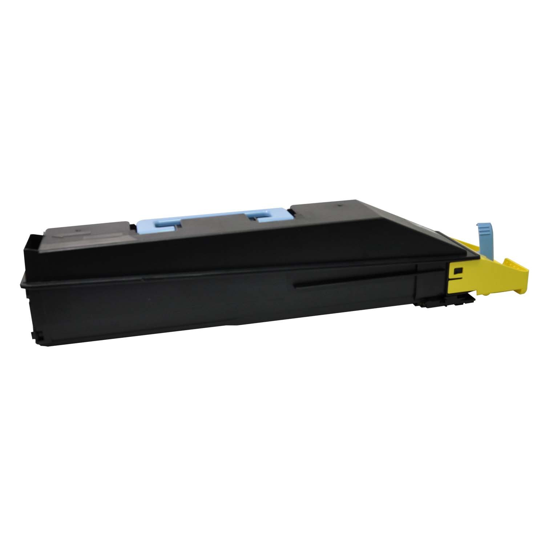 V7 Toner per selezionare la stampante Kyocera TK-865Y