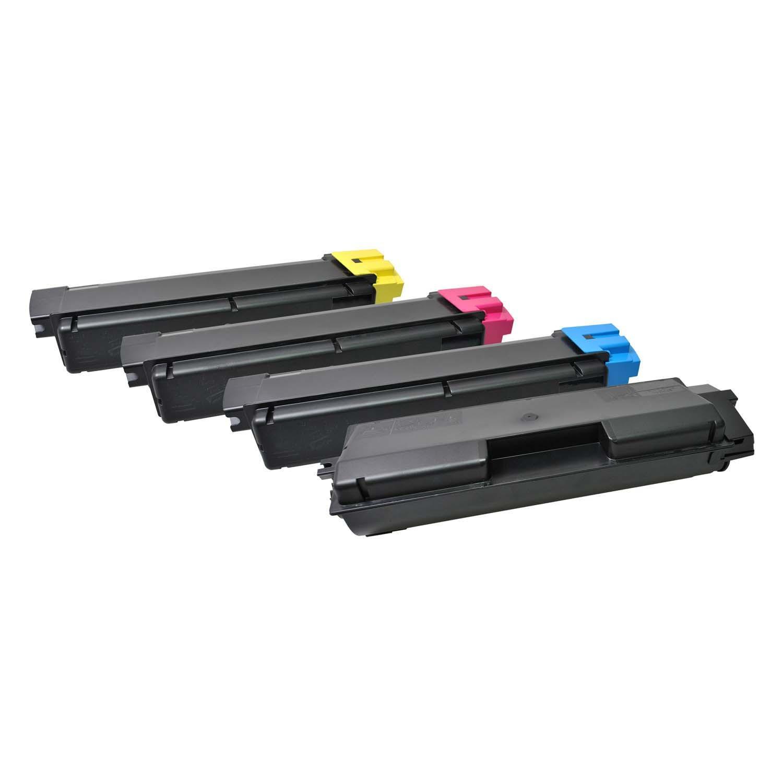 V7 Toner per selezionare la stampante Kyocera TK590K/C/M/Y