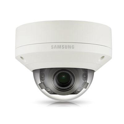 Samsung PNV-9080R IP security camera Esterno Cupola Avorio telecamera di sorveglianza