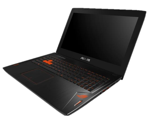 "ASUS ROG G502VS-FY091T 2.6GHz I7-6700HQ 15.6"" 1920 x 1080Pixel Nero Computer portatile notebook/portatile"