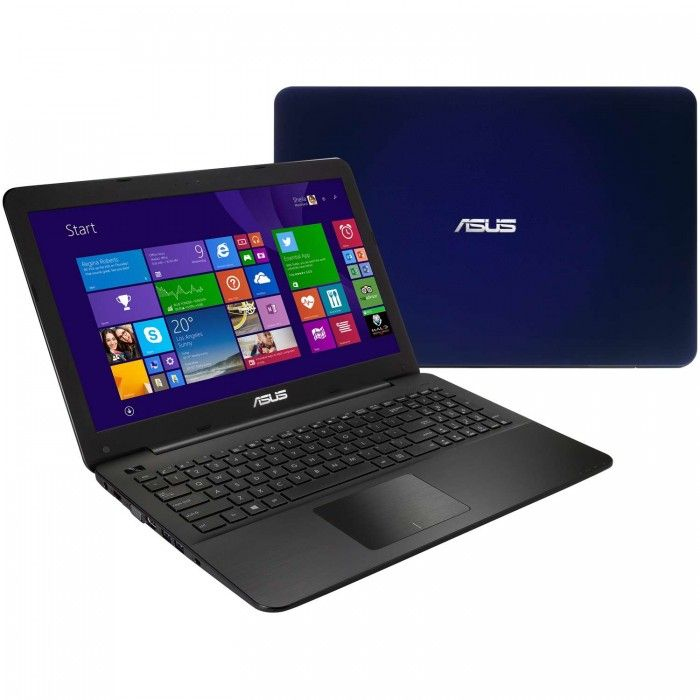 "ASUS A555LF-XX263D 2.1GHz i3-5010U 15.6"" 1366 x 768Pixel Blu Computer portatile"