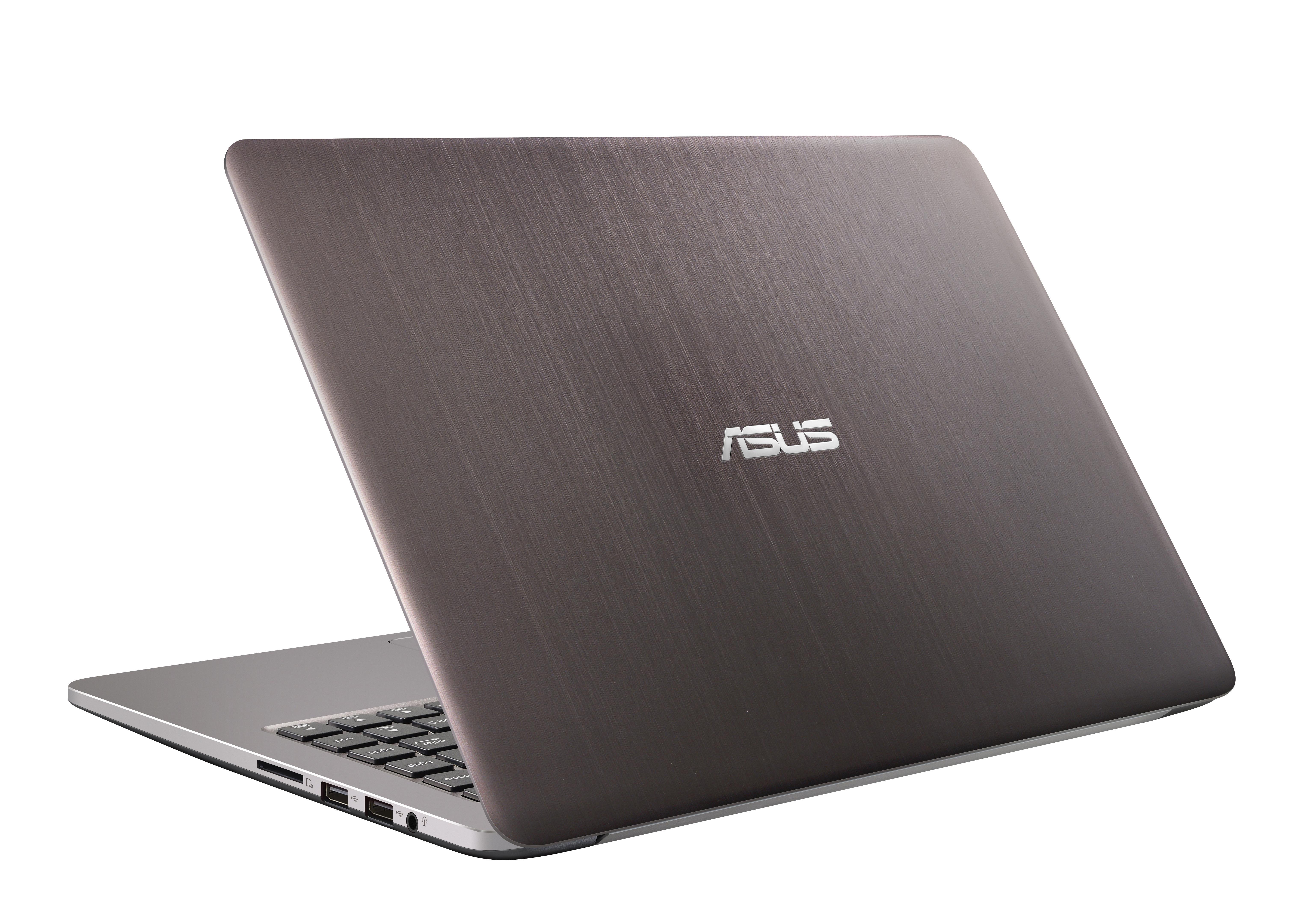 "ASUS K401UQ-FR007D 2.5GHz i7-6500U 14"" 1920 x 1080Pixel Grigio, Metallico Computer portatile notebook/portatile"