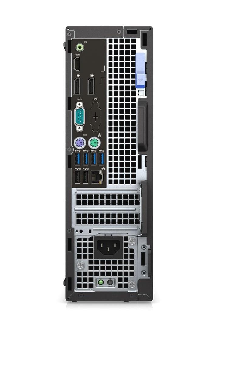 DELL OptiPlex 5040 SFF + Microsoft Office Home & Business 2016 3.2GHz i5-6500 SFF Nero PC