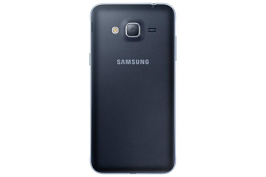 Samsung Galaxy J3 (2016) SM-J320F 4G 8GB Nero