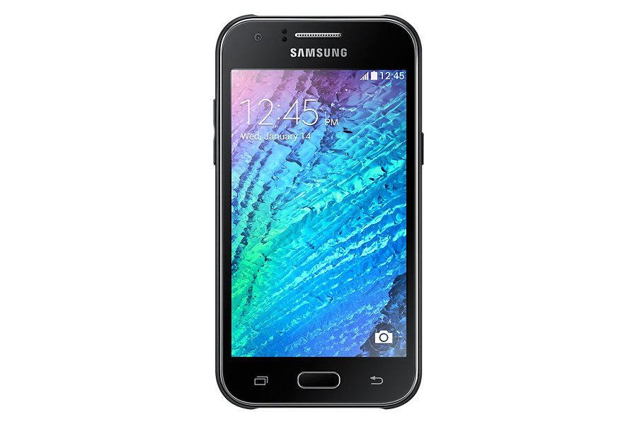Samsung Galaxy J1 SM-J100F SIM singola 4G 4GB Nero