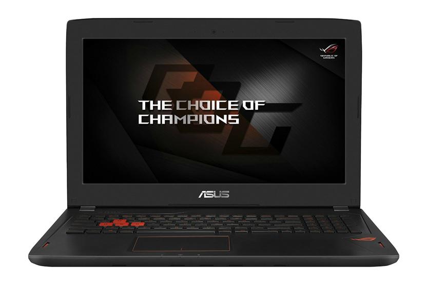 "ASUS ROG G502VT-FY166T 2.6GHz I7-6700HQ 15.6"" 1920 x 1080Pixel Nero Computer portatile notebook/portatile"
