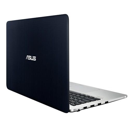 """ASUS K401UB-FR006T 2.3GHz i5-6200U 14"""" 1920 x 1080Pixel Blu, Argento Computer portatile notebook/portatile"""