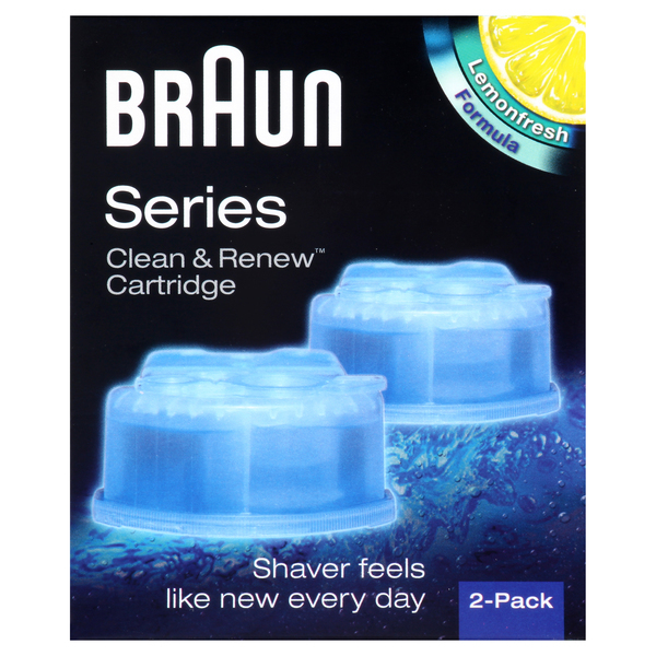Braun Clean & Renewe Cartrige
