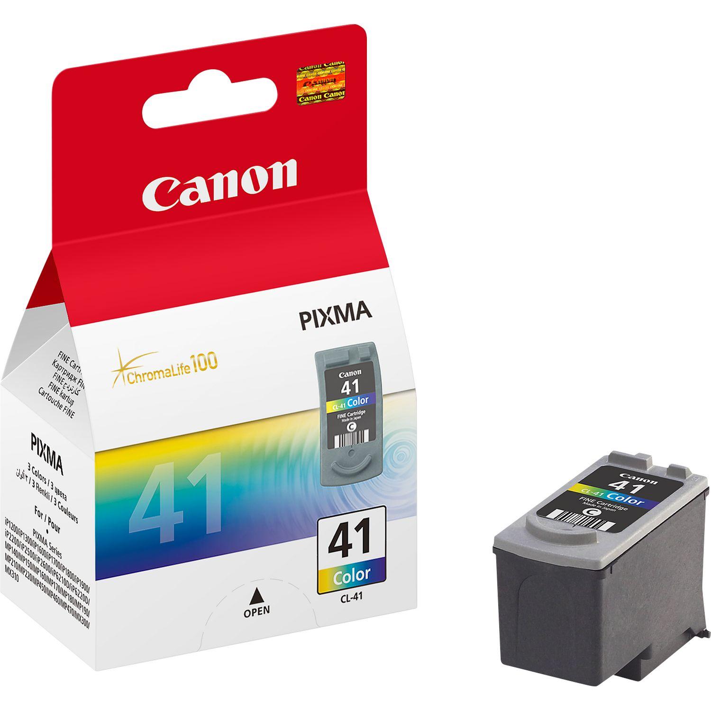 Canon Cartridge CL-41 Ciano, Giallo cartuccia d