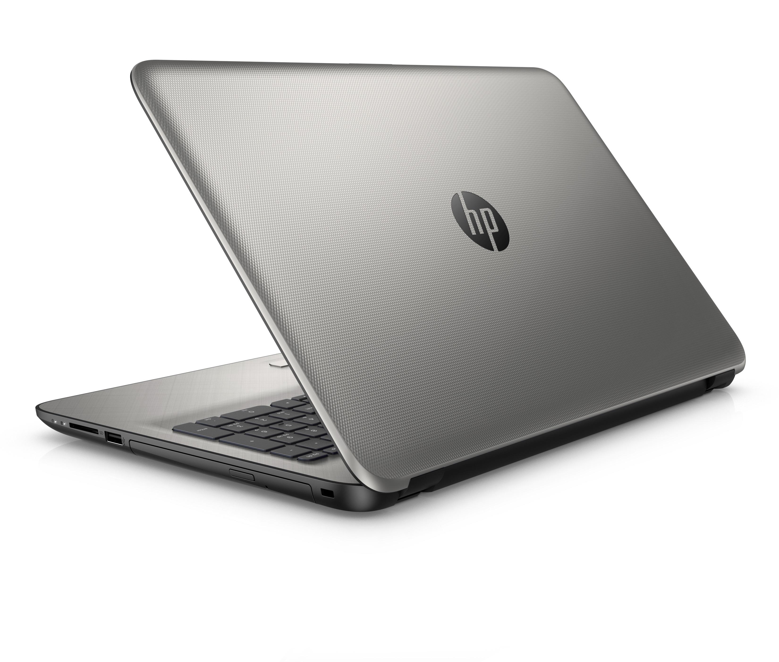 "HP 15-ac137ur 1.7GHz i5-4210U 15.6"" 1366 x 768Pixel Nero, Argento Computer portatile"