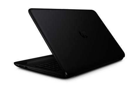 "HP 15-ay191ms 2.40GHz i3-7100U 15.6"" 1366 x 768Pixel Touch screen Nero Computer portatile"