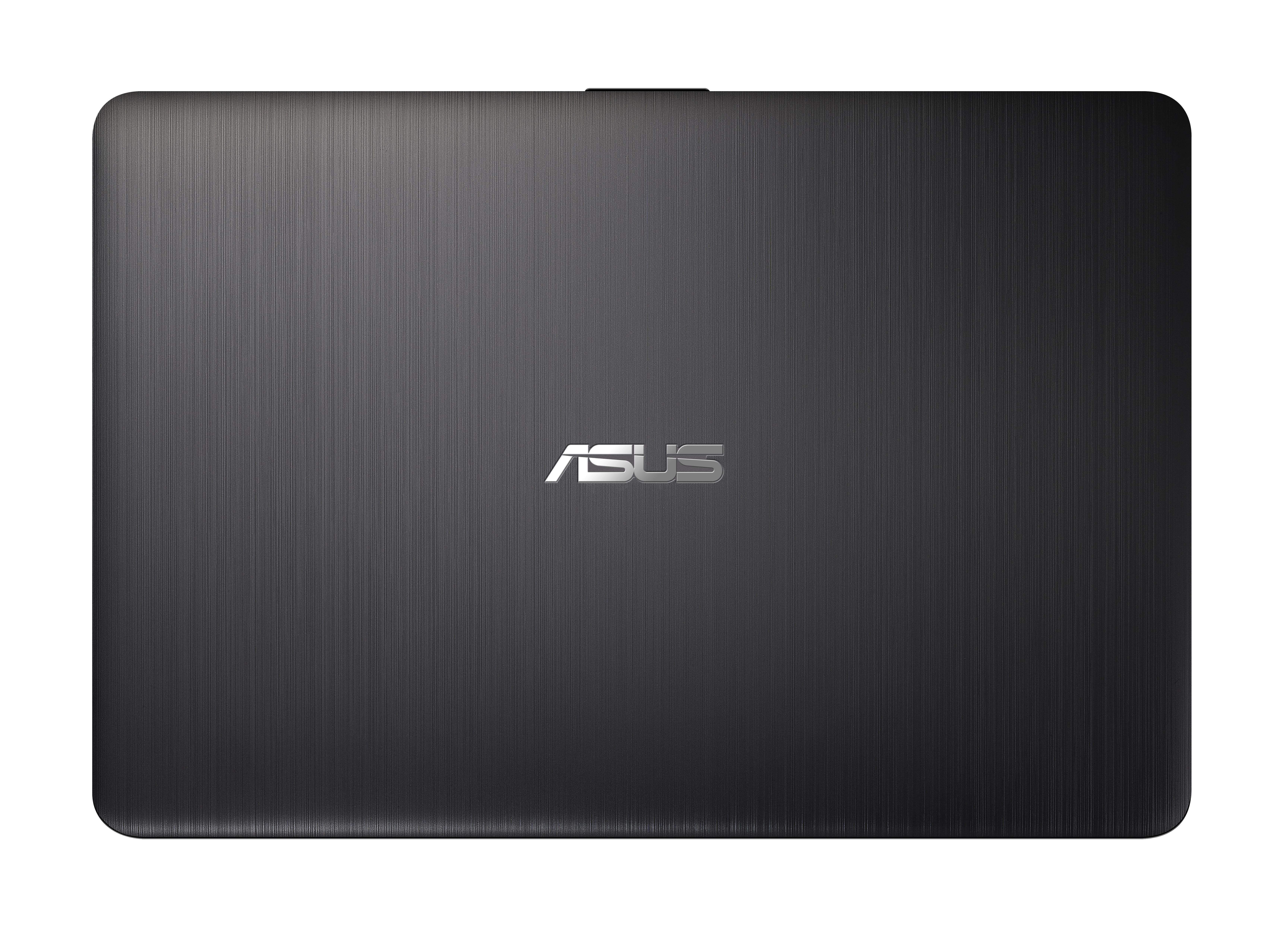 """ASUS K441UV-WX044D 2.3GHz i5-6200U 14"""" 1366 x 768Pixel Nero, Cioccolato Computer portatile notebook/portatile"""