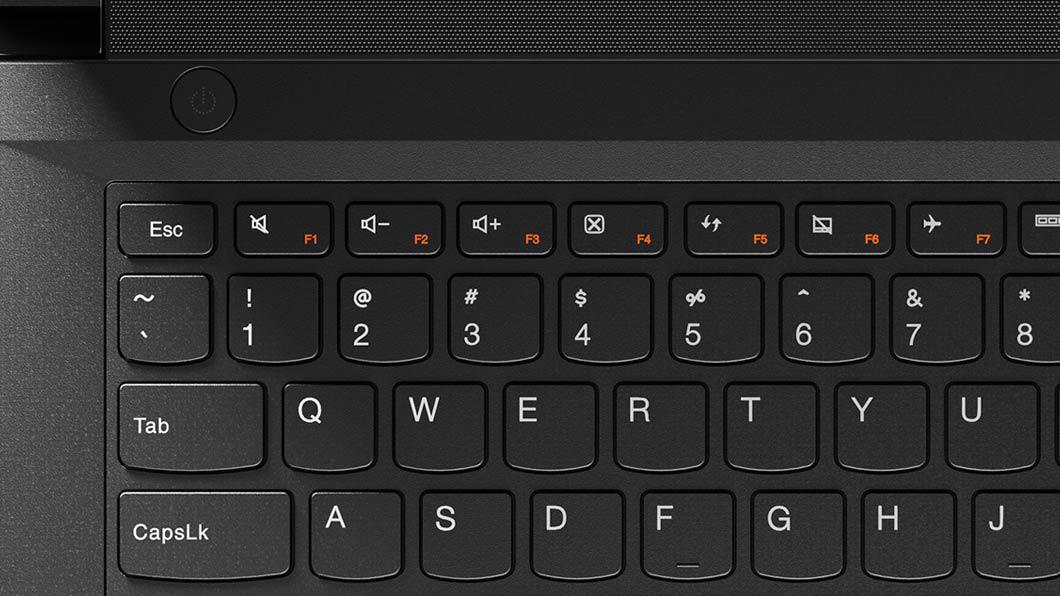 "Lenovo B41-30 1.6GHz N3050 14"" 1366 x 768Pixel Nero Computer portatile"