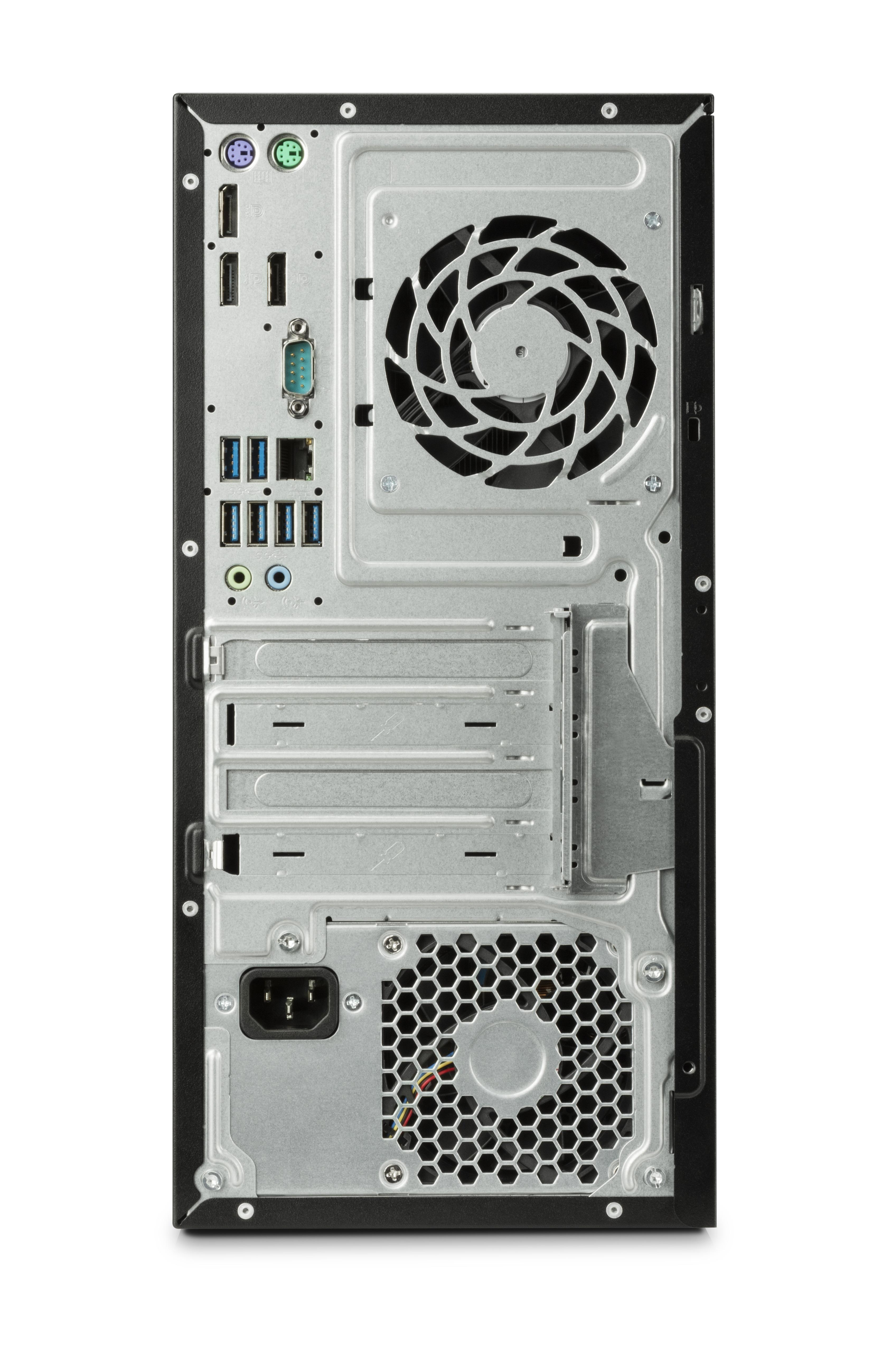 HP Z238 3.4GHz E3-1230V5 Microtorre Nero Stazione di lavoro