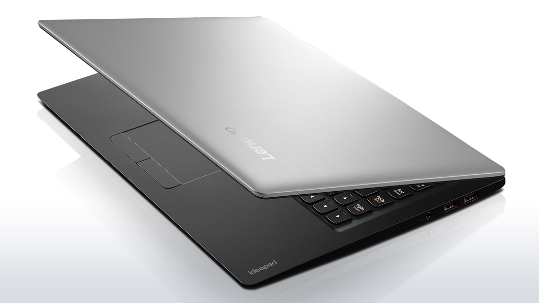 "Lenovo IdeaPad 100S-14 1.6GHz N3710 14"" 1366 x 768Pixel Nero, Argento Computer portatile"