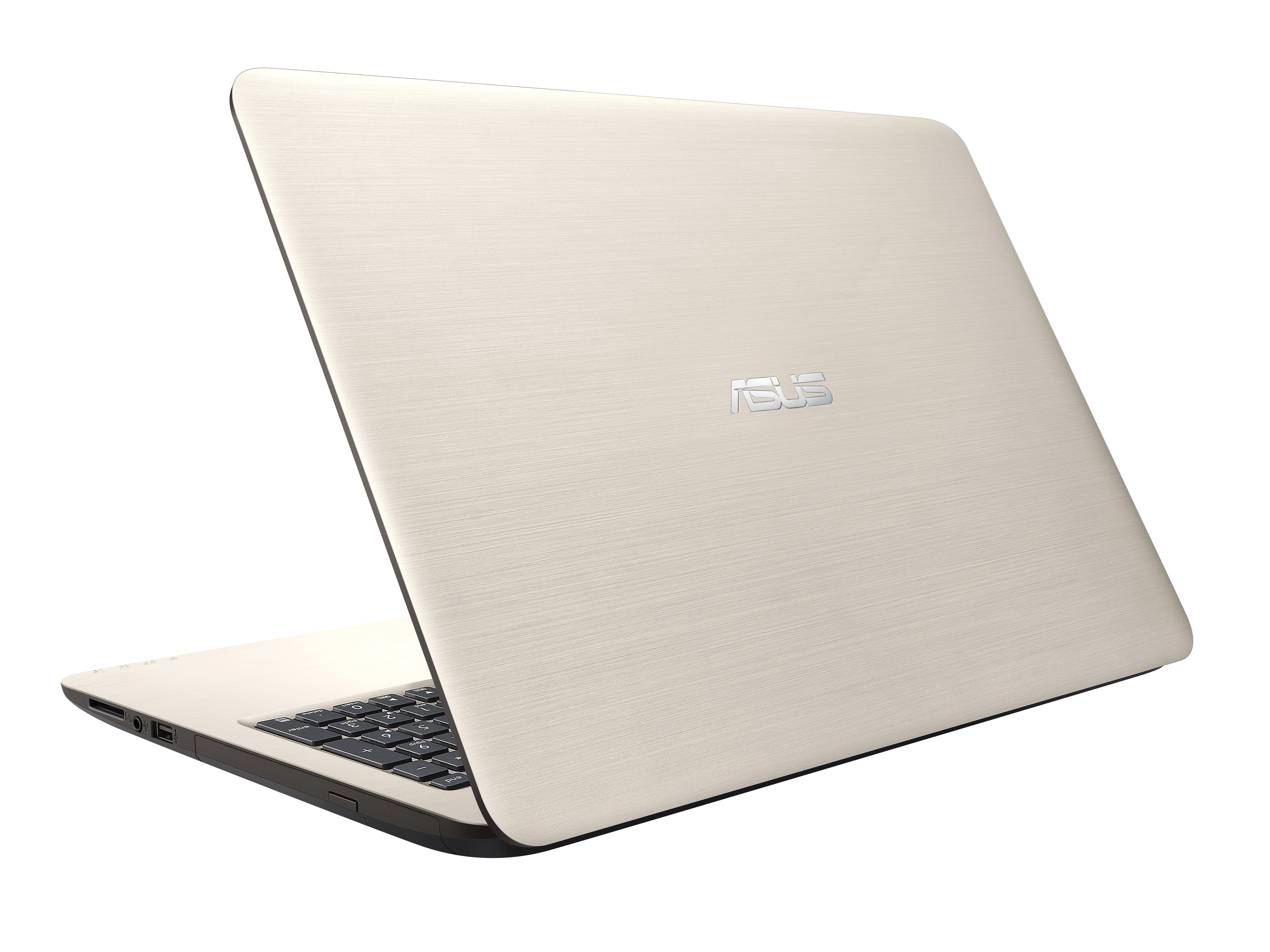 "ASUS R558UQ-DM665T 2.50GHz i5-7200U 15.6"" 1920 x 1080Pixel Oro Computer portatile notebook/portatile"