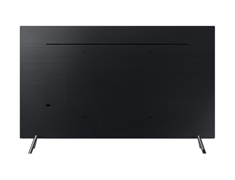"Samsung MU7045 55"" 4K Ultra HD Smart TV Wi-Fi Nero, Argento LED TV"