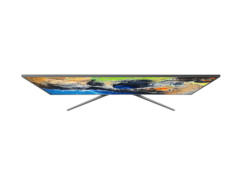 "Samsung MU6455 65"" 4K Ultra HD Smart TV Wi-Fi Nero LED TV"