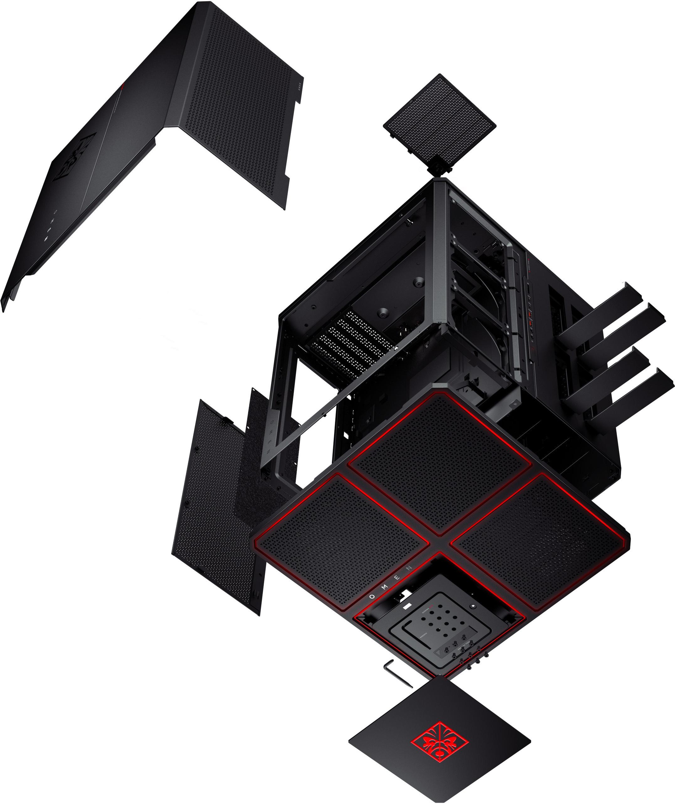 HP OMEN 900-077na 4GHz i7-6700K Scrivania Nero PC