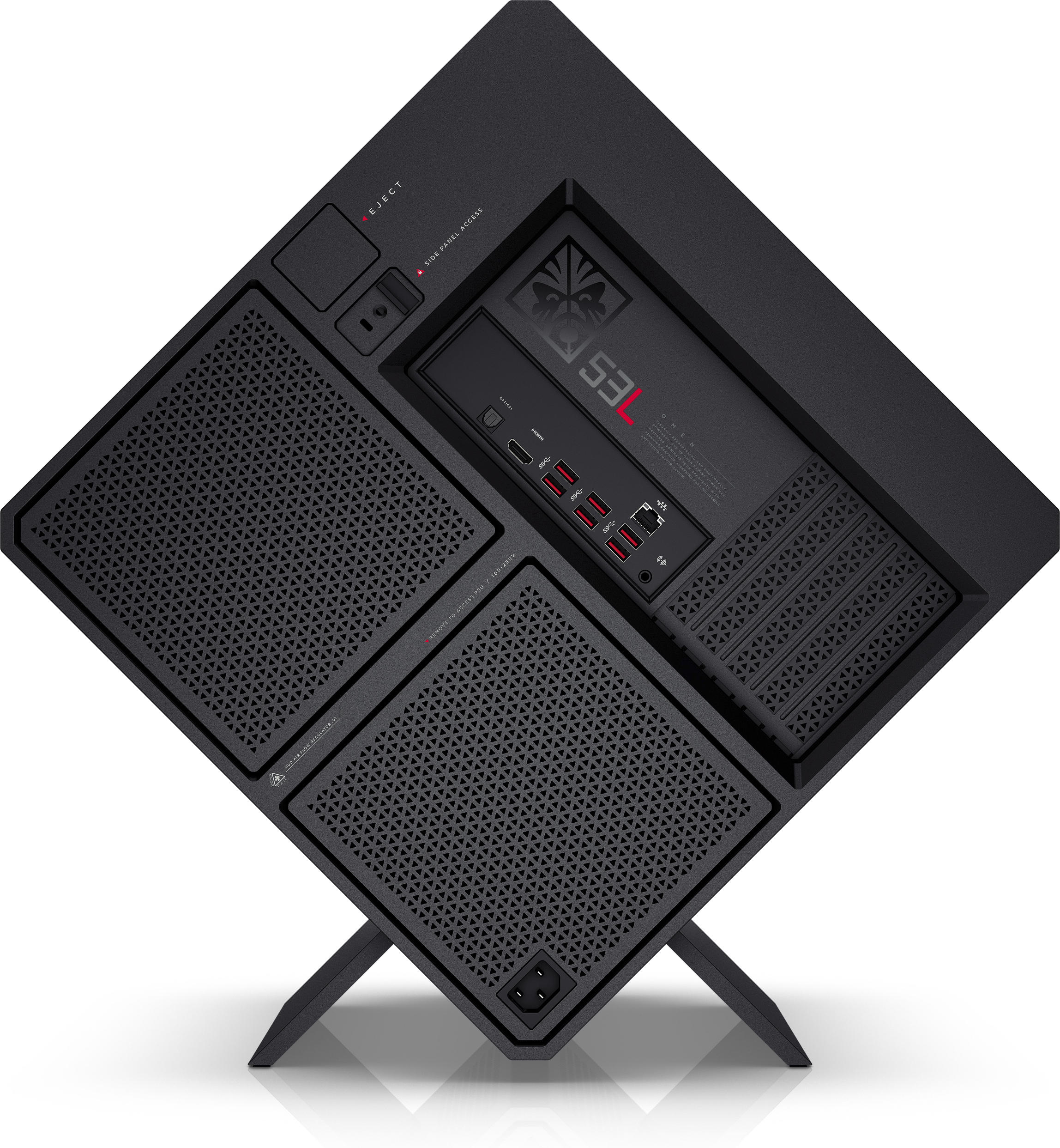 HP OMEN 900-085na 4GHz i7-6700K Scrivania Nero PC
