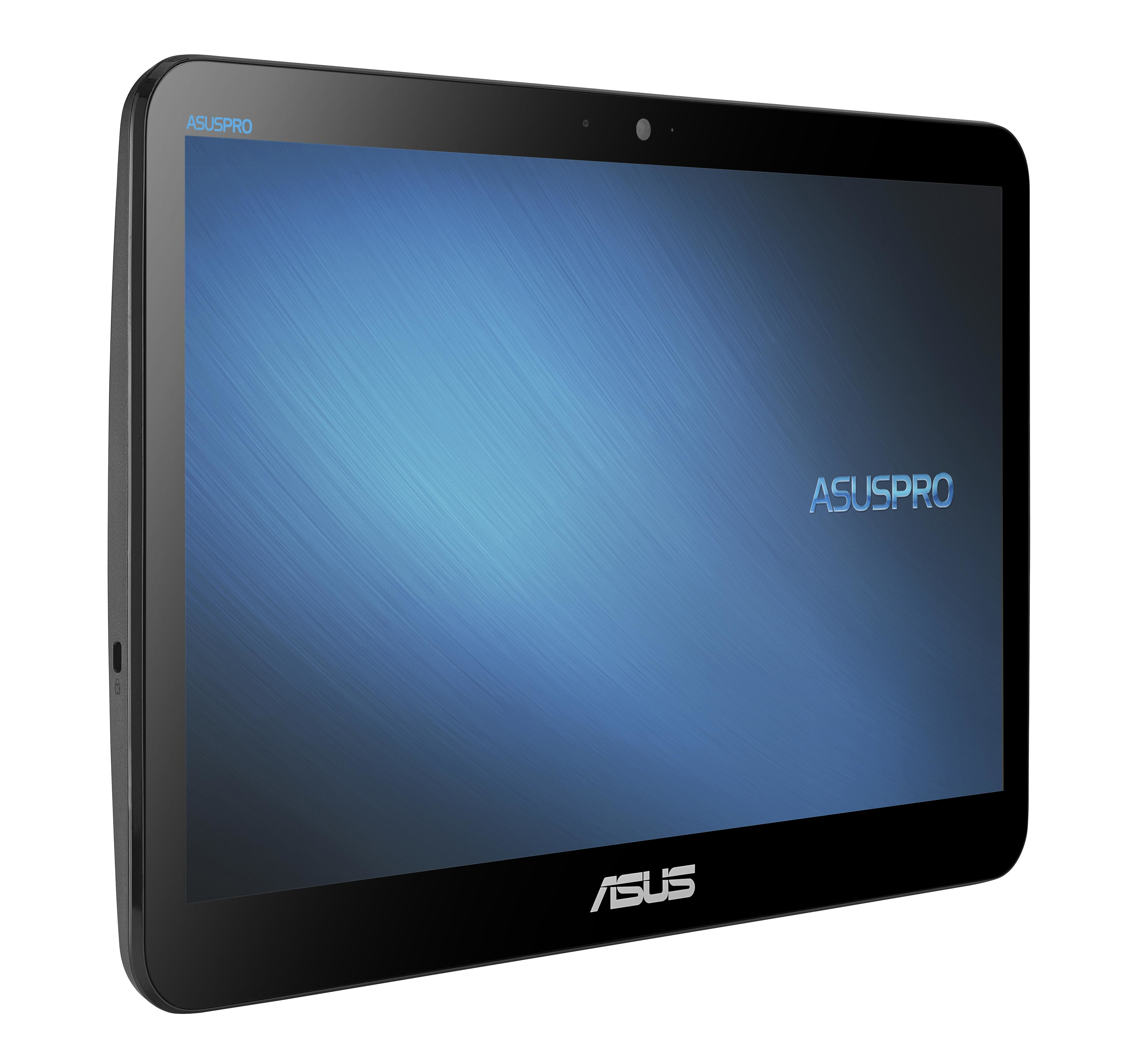 "ASUS A A4110-BD273X 1.6GHz J3160 15.6"" 1366 x 768Pixel Touch screen Nero PC All-in-one"