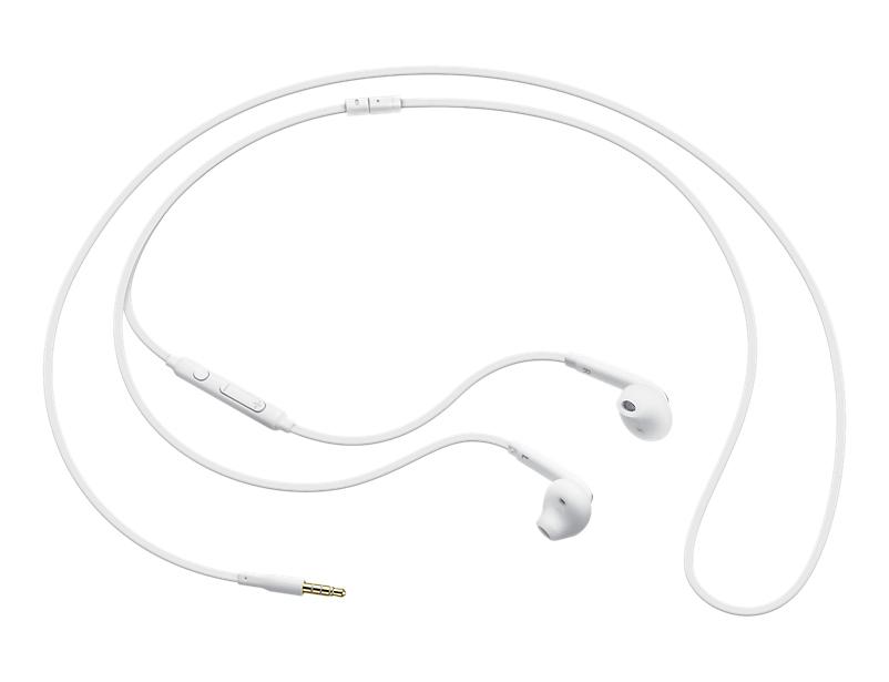 Samsung EO-EG920B Auricolare Stereofonico Cablato Bianco auricolare per telefono cellulare