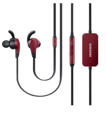 Samsung EO-IG950B Auricolare Stereofonico Cablato Nero, Rosso auricolare per telefono cellulare