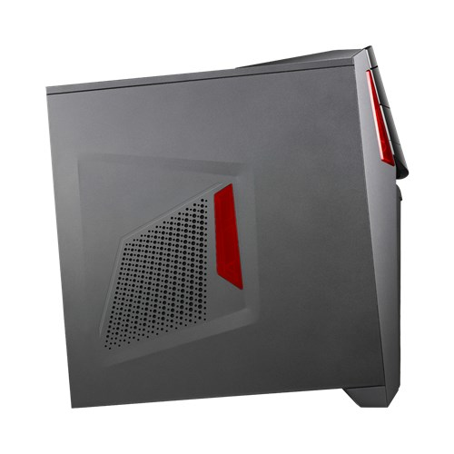 ASUS ROG G11CD-K-NL013T 3GHz i5-7400 Torre Grigio, Rosso PC