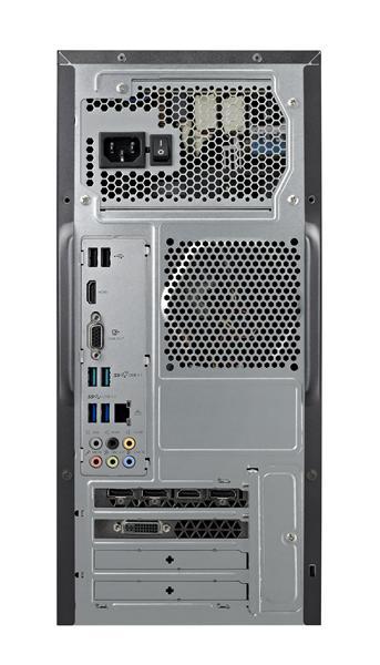 ASUS ROG G11CD-K-SG014T 3.6GHz i7-7700 Torre Grigio PC PC