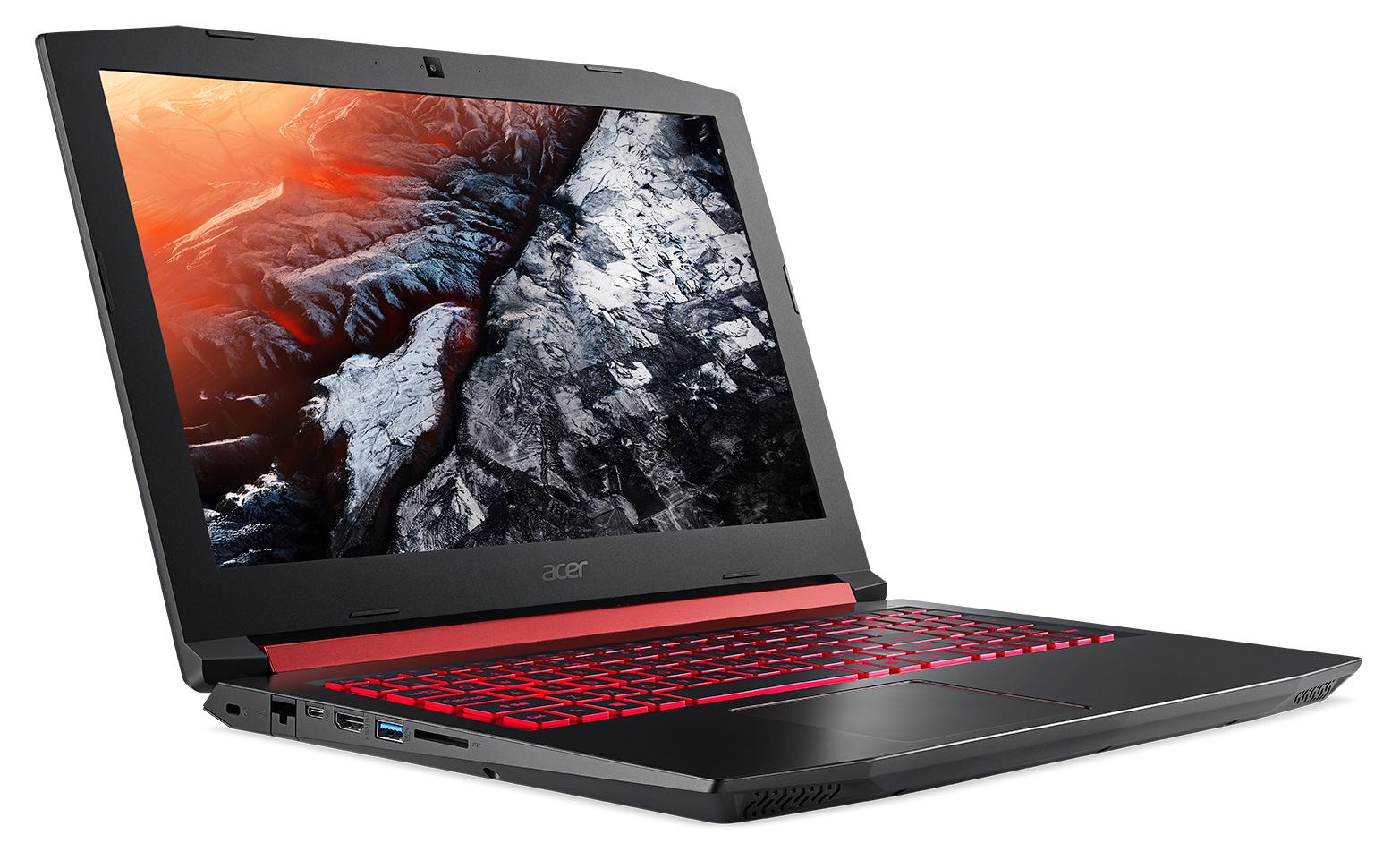 "Acer 515-51-50WJ 2.5GHz i5-7300HQ 15.6"" 1920 x 1080Pixel Nero Computer portatile"