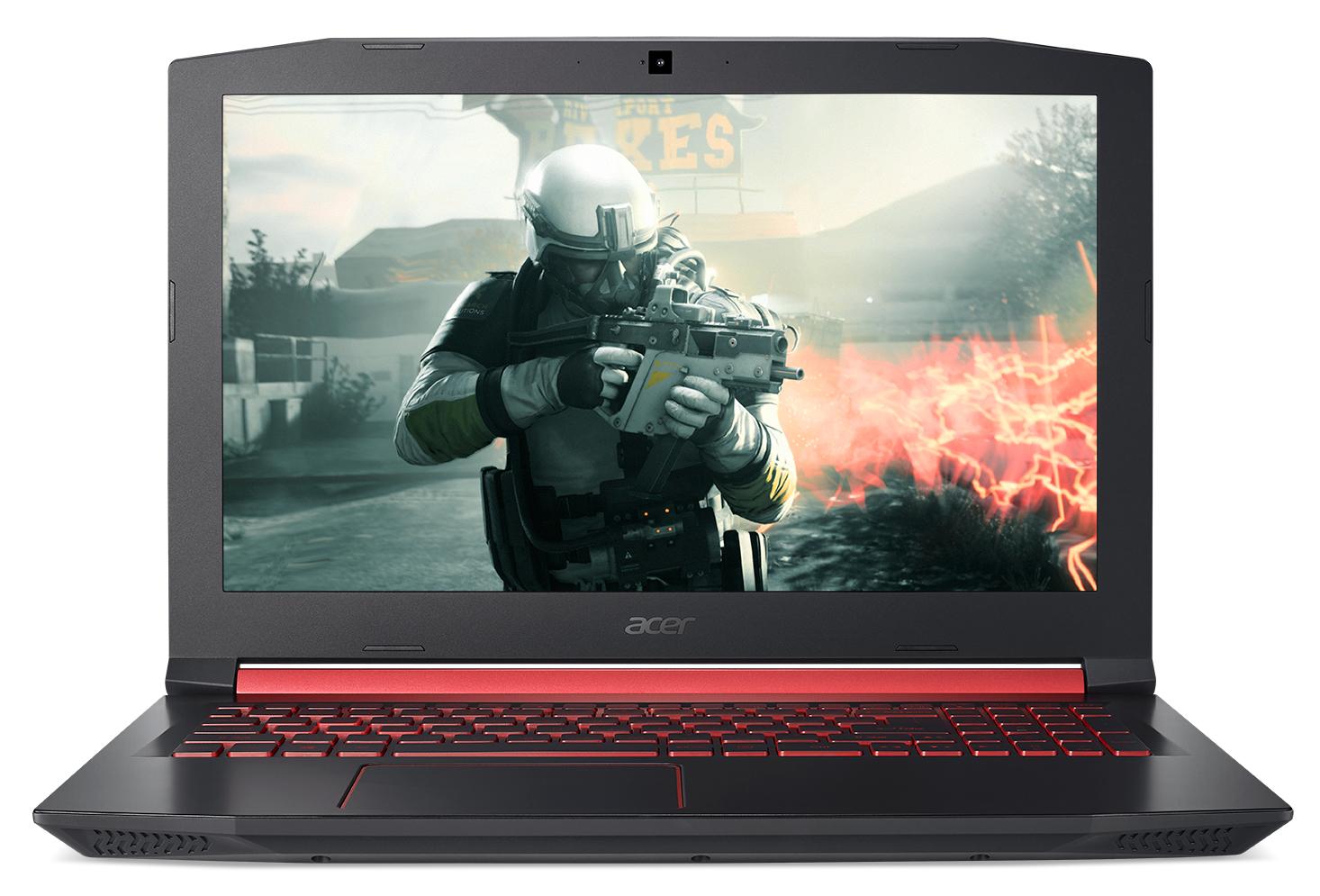 "Acer 515-51-71QB 2.8GHz i7-7700HQ 15.6"" 1920 x 1080Pixel Nero Computer portatile"