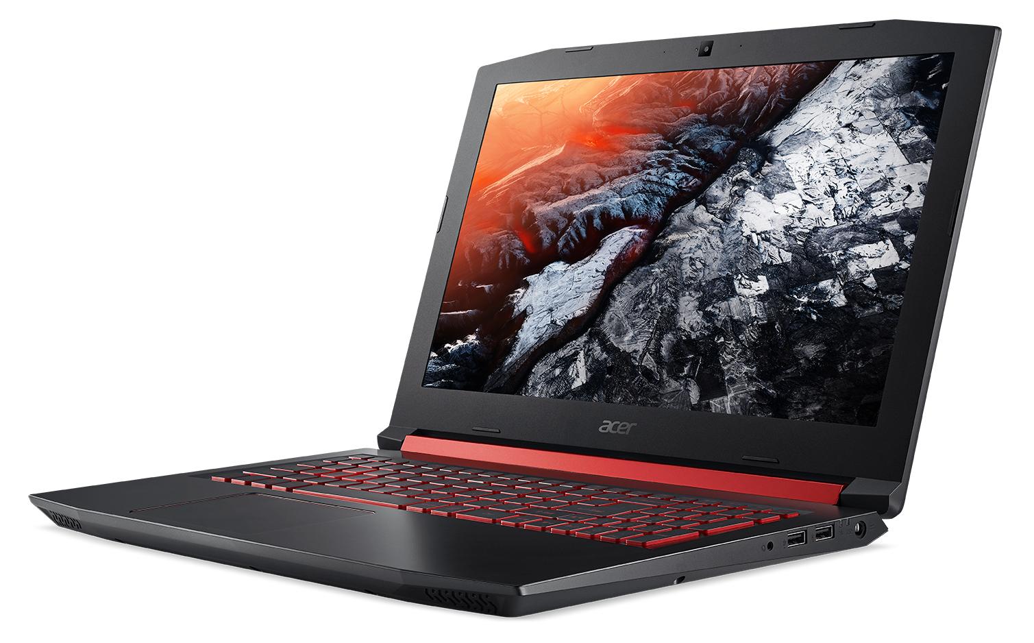 "Acer 515-51-77G1 2.8GHz i7-7700HQ 15.6"" 1920 x 1080Pixel Nero Computer portatile"