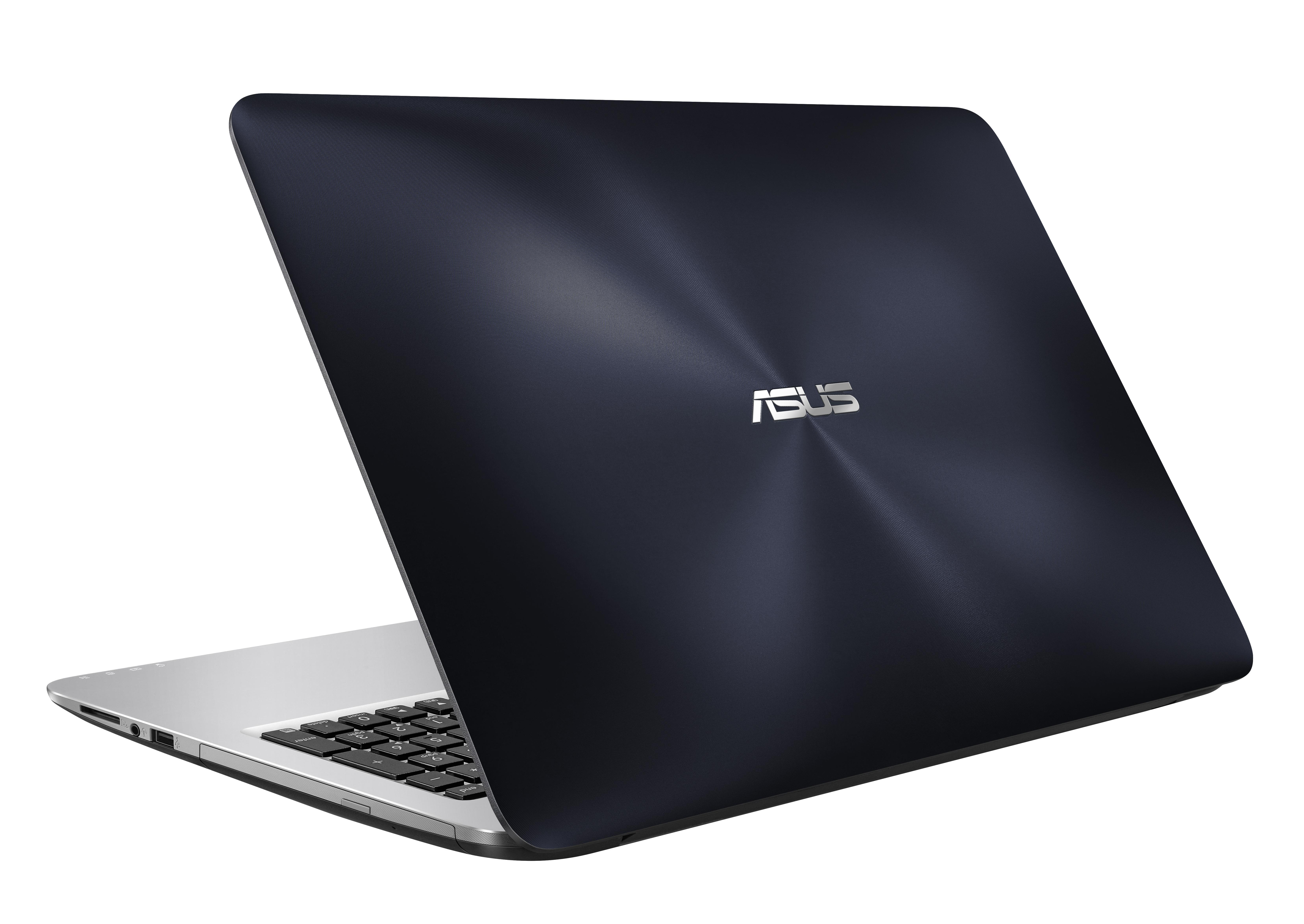"ASUS A556UA-DM988D 2.50GHz i5-7200U 15.6"" 1920 x 1080Pixel Blu, Acciaio inossidabile Computer portatile notebook/portatile"