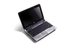 """Acer AOD250-0DQk 1.6GHz N270 10.1"""" 1024 x 600Pixel Nero Netbook"""