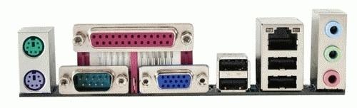 Gigabyte GA-G41MT-ES2L LGA 775 (Socket T) Micro ATX scheda madre