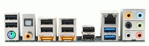 Gigabyte GA-P55A-UD3R Intel P55 LGA 1156 (Socket H) ATX scheda madre