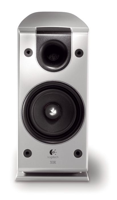 Logitech Z-2300 200W Grigio altoparlante