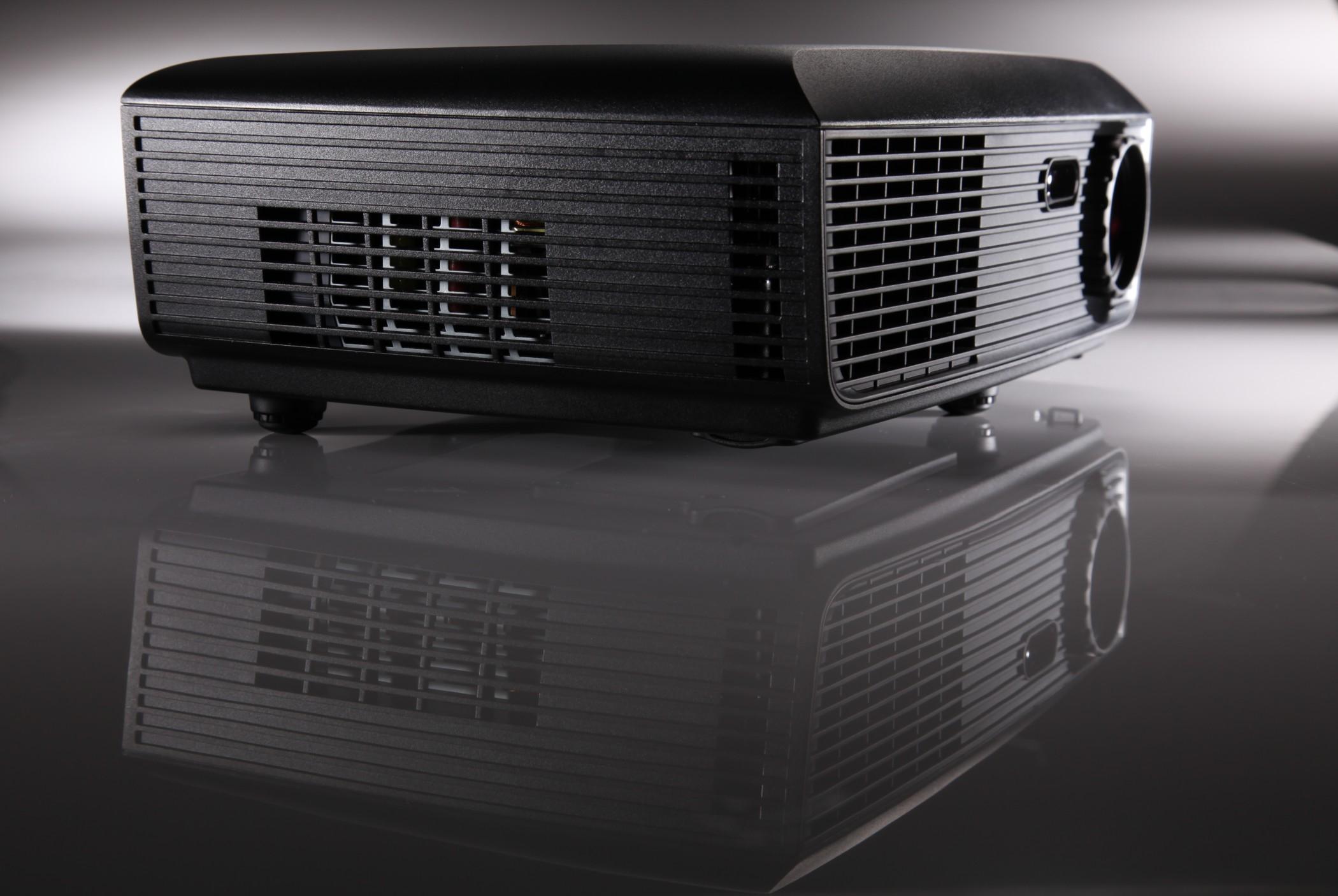 DELL 1210S Proiettore desktop 2500ANSI lumen DLP SVGA (800x600) Compatibilità 3D Nero videoproiettore