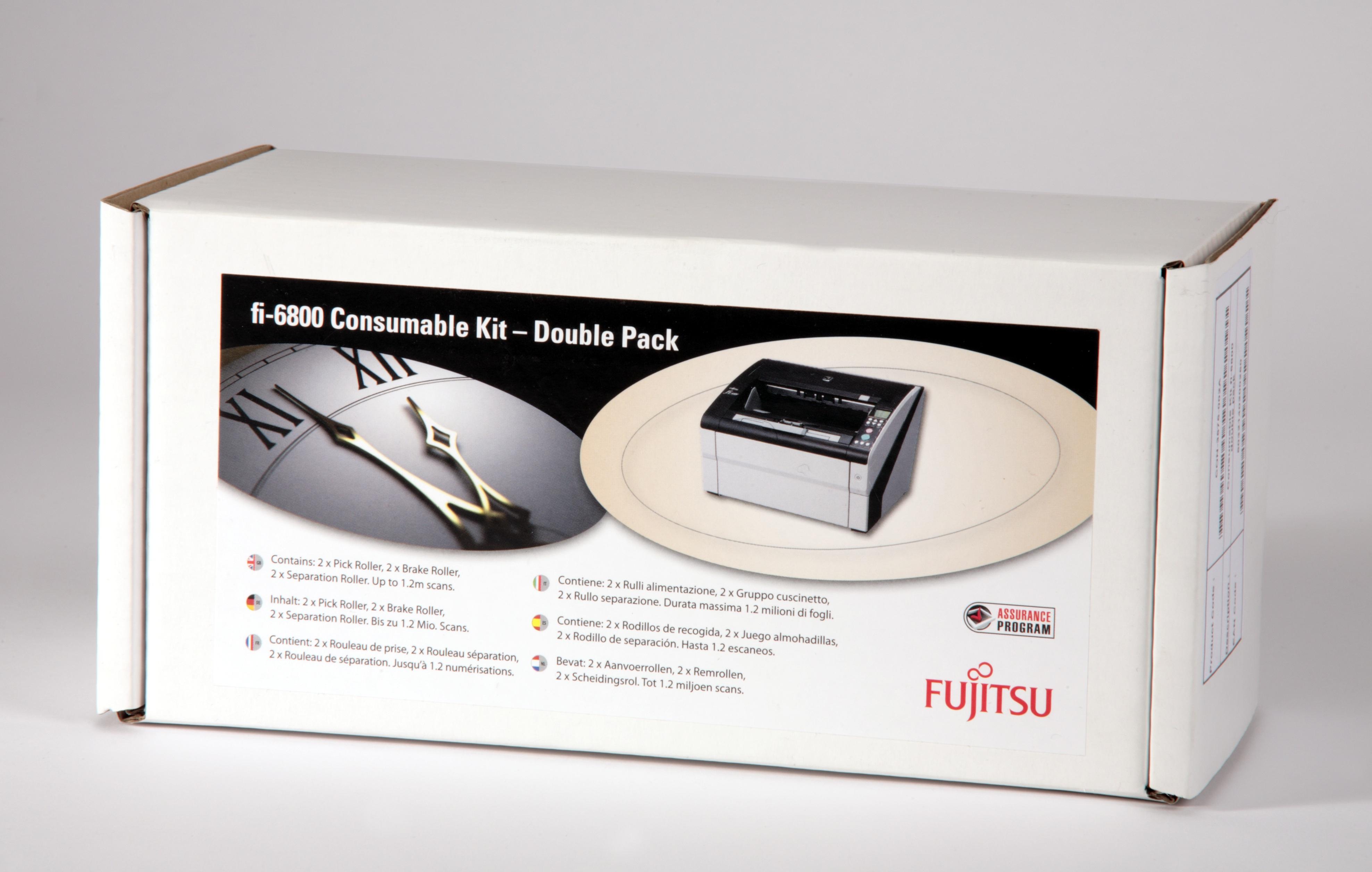 Fujitsu CON-3575-002A Scanner Kit di consumabili parte di ricambio per la stampa
