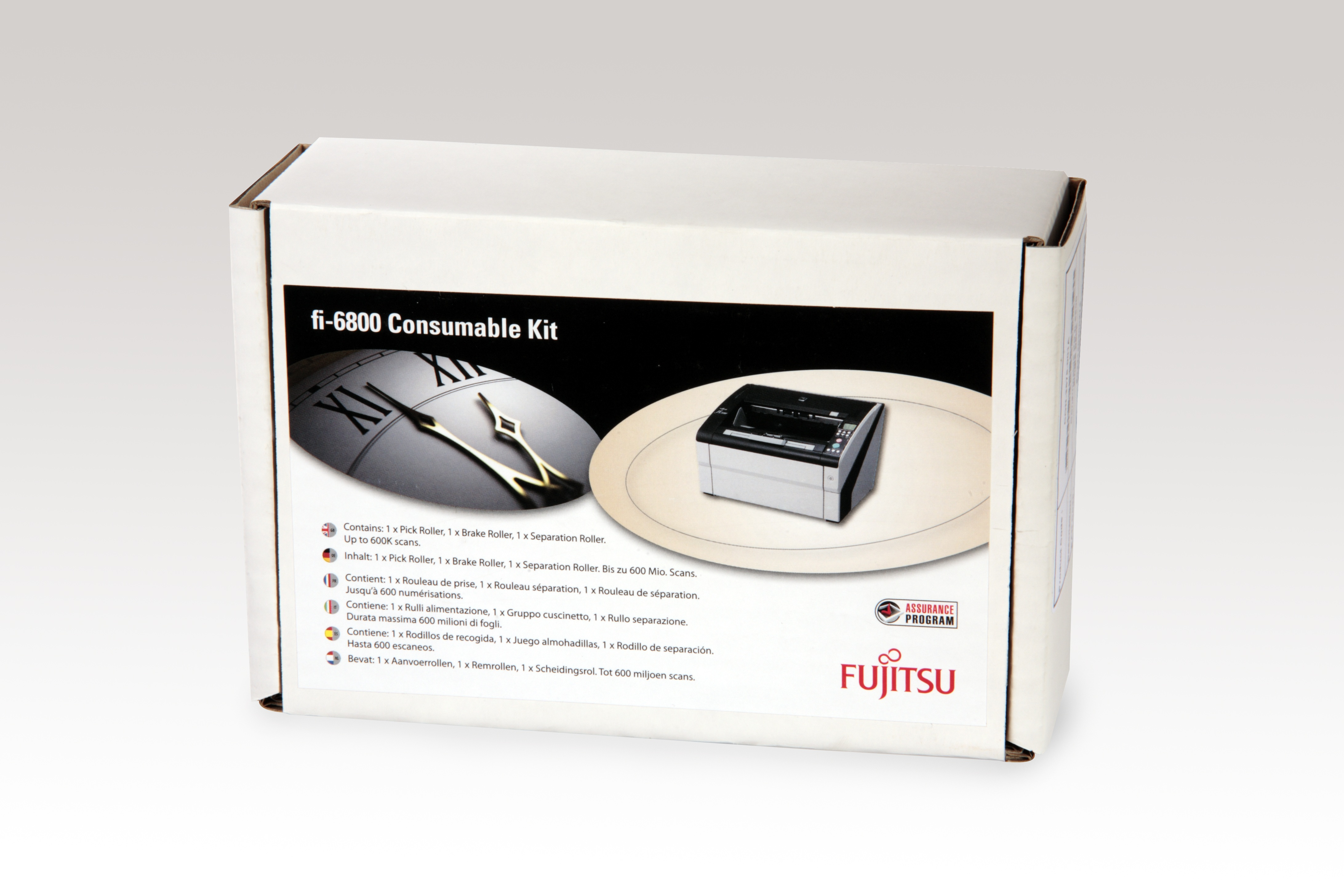 Fujitsu CON-3575-001A Scanner Kit di consumabili parte di ricambio per la stampa
