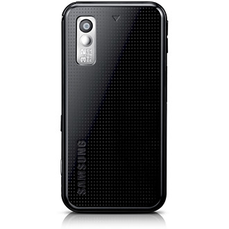 "Samsung GT-S5230 3"" 92g Nero, Giallo"
