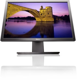 "DELL Professional P2210 22"" TN Nero monitor piatto per PC"