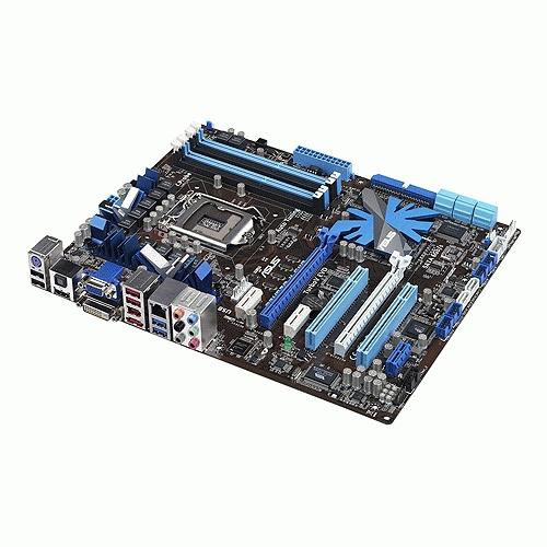 ASUS P7H57D-V EVO LGA 1156 (Socket H) ATX scheda madre