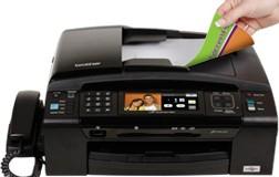 Brother MFC-795CW 1200 x 6000DPI Ad inchiostro A4 35ppm Wi-Fi multifunzione