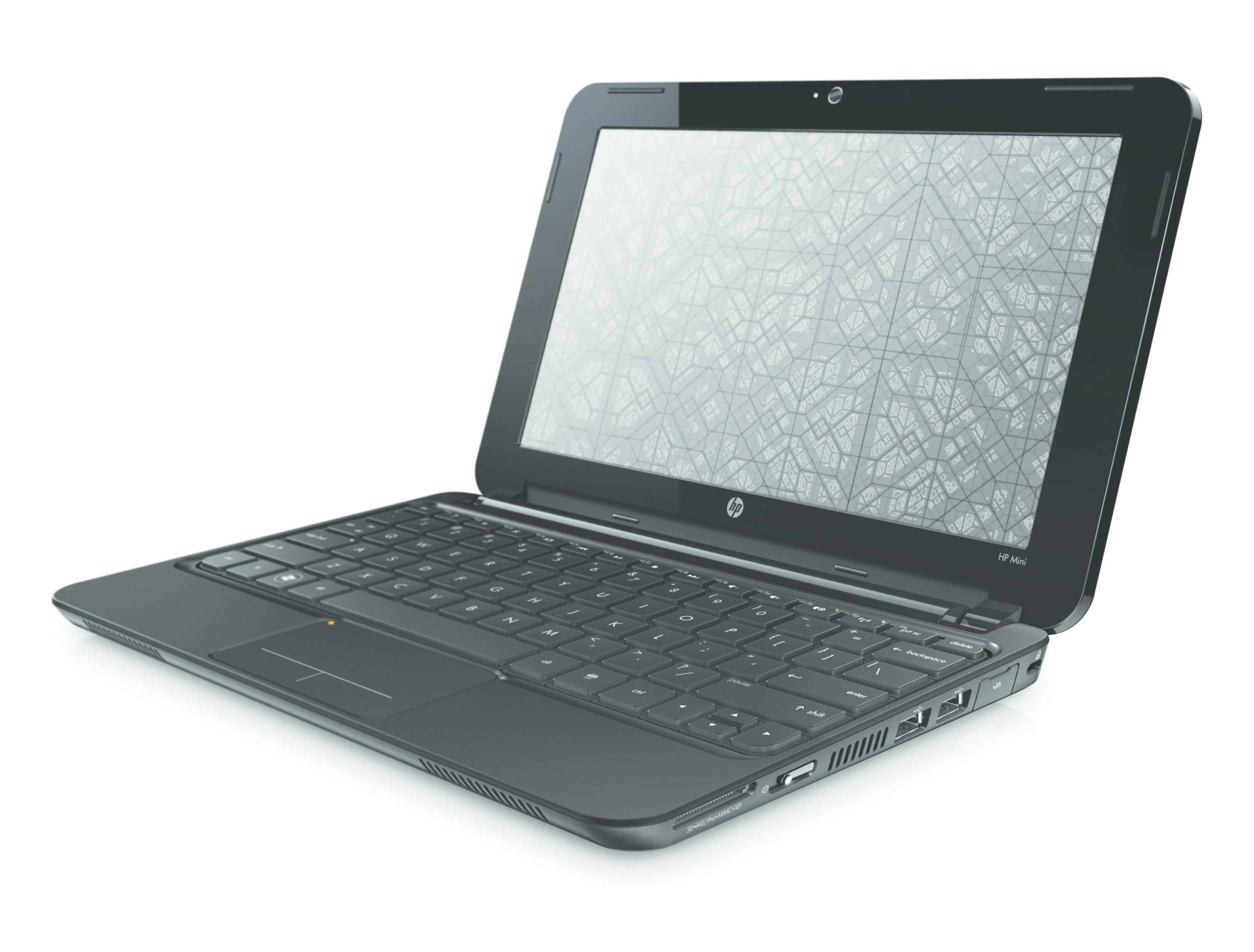 "HP Mini 210-1010ss 1.66GHz N450 10.1"" 1024 x 600Pixel Nero Netbook"