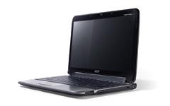 "Acer AO751h-52Bk 1.33GHz Z520 11.6"" 1366 x 768Pixel Nero Netbook"