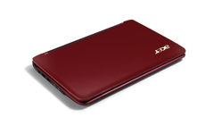 "Acer AO751h-52Br 1.33GHz Z520 11.6"" 1366 x 768Pixel Rosso Netbook"